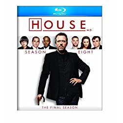 House, M.D.: Season Eight [Blu-ray]