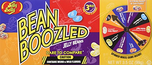 BeanBoozled Spinner Jelly Bean Gift Box - 2 Pack, 3.5 oz (Crazy Jelly Beans compare prices)