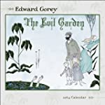 Evil Garden by Edward Gorey Mini Cale...