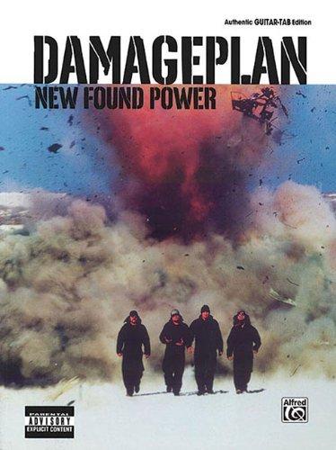 Damageplan -- New Found Power: Authentic Guitar TAB by Damageplan (2004-07-01)