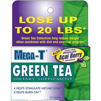 Green Tea Dietary Supplements