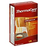 ThermaCare Heat Wraps, Lower Back & Hip, S-M 2 heat wraps