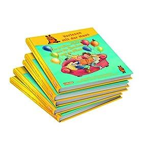 Vorlesen mit der Maus - Die größten Helden aus der Sendung mit der Maus: Sammelband