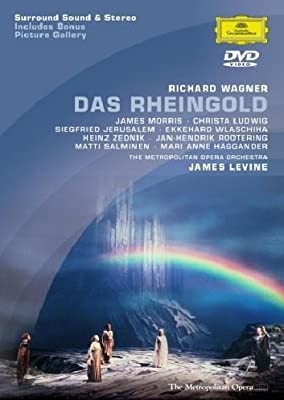 Richard Wagner : L'Or du Rhin [(+booklet)]