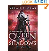 Sarah J. Maas (Author)   34 days in the top 100  (45)  Download:   $9.99