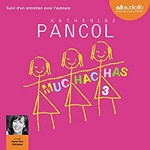 Muchachas 3 Audiobook
