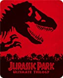 Image de Jurassic Park Ultimate Trilogy Collector's Metal Case with Artcards Blu-ray