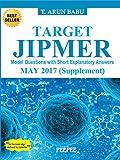 #7: Target Jipmer Pgmee May 2017 supplement