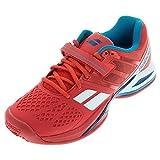 Babolat 30S1594-104 Propulse Bpm Clay Tennis Shoes, Men's UK 8H (Red)