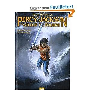 percy jackson le voleur de foudre livre pdf