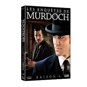 Les Enquêtes de Murdoch - Saison 4 - Vol. 1