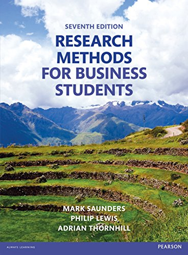Bryman and bell business research methods