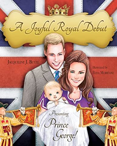 A Joyful Royal Debut