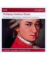 Mozart: Divertimentos; Adagios & Fugues; Grande Sestetto Concertante Etc.