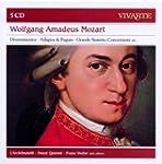 Mozart: Divertimentos; Adagios & Fugu...