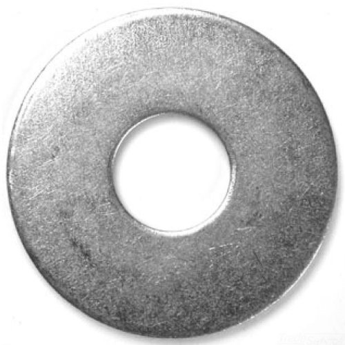 L.H. Dottie Fenw12112 Fender Washer, 1/2-Inch Inner Diameter By 1-1/2-Inch Outer Diameter, Zinc Plated, 100-Pack