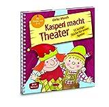 Image de Kasperl macht Theater - 15 lustige Stücke für einen Spieler. Für Kinder von 3-6