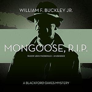 Mongoose, R.I.P. Audiobook