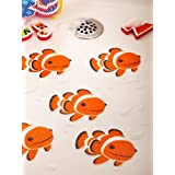 Slip-X Solutions Tub Tattoos: Clownfish