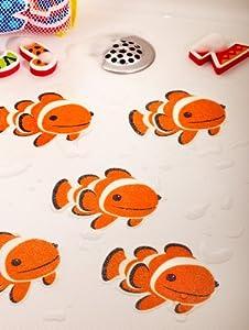Slip-X Solutions Tub Tattoos: Clownfish