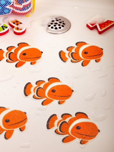 Tub Tattoos: Clownfish