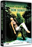 Das Ding aus dem Sumpf - uncut [Blu-Ray+DVD] auf 500 limitiertes Mediabook Cover B [Limited Collector's Edition] [Limited Edition]