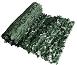 """Faux Ivy Privacy Fence Screen 94"""" X 59"""""""