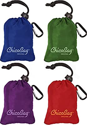 Reusable Shopping Tote/Grocery Bag by ChicoBag - Assortment