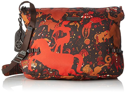 Piero Guidi 21411 Magic Circus Camouflage Borsa a Tracolla, 37 cm, Wild