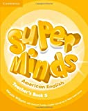 img - for Super Minds American English Level 5 Teacher's Book book / textbook / text book