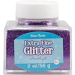 Sulyn 2oz. Glitter Stacker Jar - Amethyst