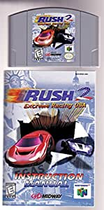 Rush 2 Extreme Racing USA - Nintendo 64