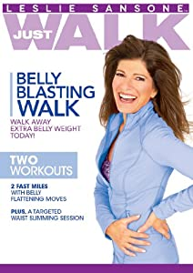 Leslie Sansone: Belly Blasting Walk