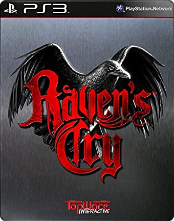 Raven's Cry - Steelbook (PS3)