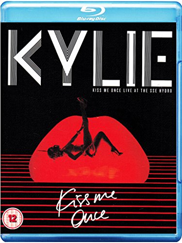 Kylie Minogue Kiss Me Once Live At The SSE Hydro (2014) 720p+1080p MBluRay x264-LiQUiD
