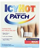 Icy Hot Extra Strength Medicated Patch, Large, 5-Count Boxes (Pack of 3)