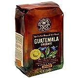 The Coffee Bean & Tea Leaf, Hand Roasted Guatemala Organic Ground Coffee, Medium Roast, 12-Ounce Bags (Pack of 2)