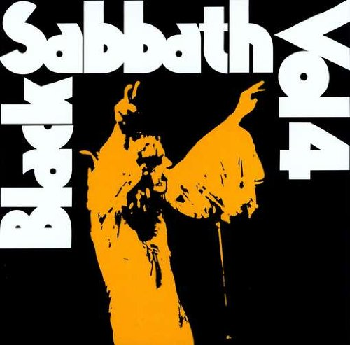 Original album cover of Black Sabbath, Vol. 4 [Vinyl] by Black Sabbath