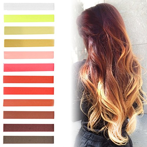 How To How To Ombre Blonde Hair Diy Illustrated How To