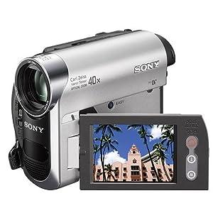 Sony DCR-HC51 Caméscope numérique Mini-DV- zoom optique 40x
