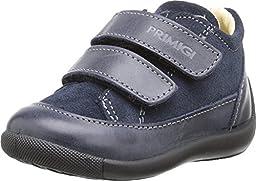 Primigi Kids Baby Boy\'s Akuna (Infant/Toddler) Blue Sneaker 18 (US 2.5 Infant) M