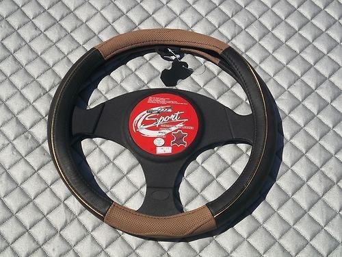 ford-transit-2006-van-steering-wheel-cover-sw14m-italian-black-sandstone-leather-145-inches-medium