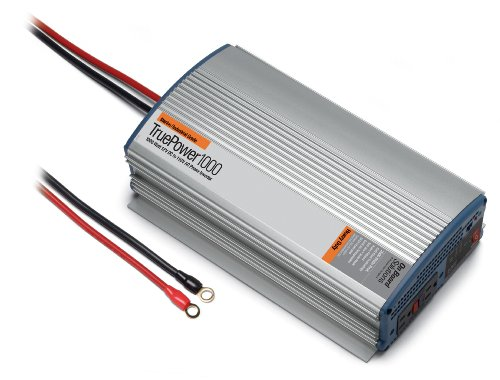 ProMariner 05100 TruePower 12V 60Hz 1000-Watts Modified Sine Wave Inverter