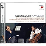 Plays Bach: The 6 Sonatas for Violin & Harpsichord