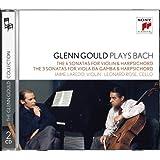 Glenn Gould plays Bach: The 6 Sonatas for Violin & Harpsichord BWV 1014-1019; The 3 Sonatas