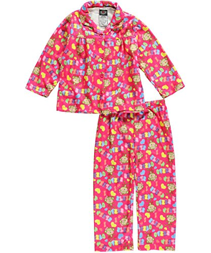 Monkey Pajamas For Kids front-1061881