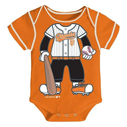 MLB San Francisco Giants Boys Infant My Team esie 3