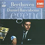 Legend: Daniel Barenboim - Beethoven: Pathetique, Moonlight & Appassionata Sonatas