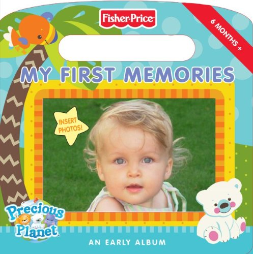 Fisher-Price: My First Memories: An Early Album front-73734