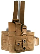 Spec-Ops Brand Vapor Holster Glock 20-21 (Coyote Brown, Right Hand)